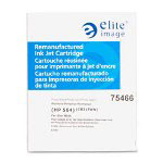 Elite Image Photo Ink Cartridge, 130 Page Yield, Black