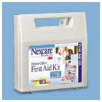 3M 113-150-O 183 Piece Deluxe Office First Aid Kit