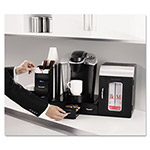 Mind Reader Breakroom Coffee Organizer
