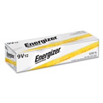 Energizer 9-Volt Alkaline Industrial Batteries, Box Of 12