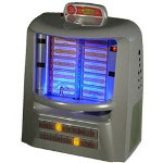 Tyrell Corp JukeMaster 100 w/Elvis Music, Pearl White