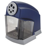 Elmer's School Pro Electric Pencil Sharpener, Blue with Gray Accents