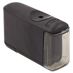 Elmer's Helical Battery Operated Pencil Sharpener, Black