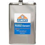 Elmer's Rubber Cement, One Gallon Can