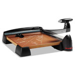 Elmer's 12-Sheet Laser Trimmer, Deluxe Wood Base, 12 x 12