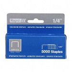 Elmer's Boston Standard Staples, Chisel Pt, 210 Strip, 5000/Box