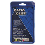 Elmer's #11 Blades For X-Acto Knives, Bulk Pack