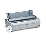 Epson LQ 2090 Wide Format Dot Matrix Printer, 24 pin, 136 column
