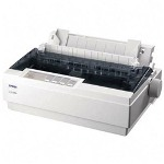 Epson Printer Dot Matrix LX 300+II