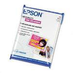 Epson Photo Quality Ink Jet Cards for Printers, A6 (4 1/8 x 5 7/8), 50 Sheets/Pack