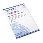 Epson Ink Jet Photo Paper, B Size (11 x 17), 20 Sheets/Pack