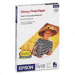"Epson Borderless Glossy Photo Paper for Stylus Photo Printers, 4x6"", 50 sheets"