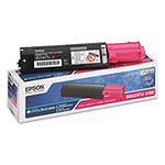 Epson Toner Cartridge for Aculaser C1100, High Capacity, Magenta