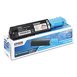 Epson Toner Cartridge for Aculaser C1100, High Capacity, Cyan