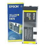 Epson Ink Cartridge for Stylus Pro 9500, Yellow