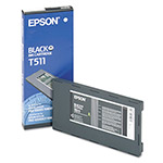Epson Ink Jet Cartridge, Archival, Stylus Pro 10000, 10600, Black