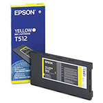 Epson Ink Jet Cartridge, Archival, Stylus Pro 10000, 10600, Yellow