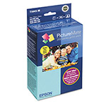 Epson Picturemate 200-Series Print Pack, Matte