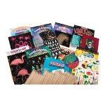 Scratch Art Company Scratch Art Variety Classroom Pack