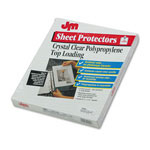 Pendaflex Top Loading Sheet Protector, Clear
