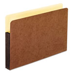 "Pendaflex Redrope Watershed Exp. Recyc. File Pockets, Legal Size, 3-1/2"" Exp."