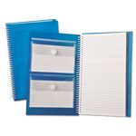 Oxford Index Card Notebook, Ruled, 3 x 5, White, 150 Cards per Notebook