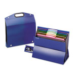 Pendaflex Desk Top File, Blue