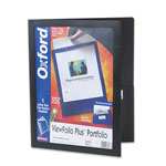 Esselte ViewFolio™ Portfolio, Black, Each