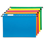 Esselte Hanging File Folders, Legal, Assorted, 20/Box