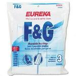 Eureka Disposable Bags for Sanitaire® Heavy Duty Commercial Upright Vacuum, 3/Pack