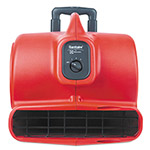 Eureka Sanitaire Airmover, 3-Speed, 25' Cord, Red