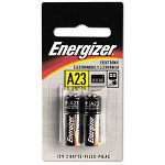 Energizer A23 Alkaline Watch, Electronic, Specialty Batteries