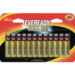 Eveready Alkaline Battery, Eveready Gold, AA, 144/CT