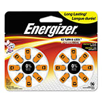 Energizer Hearing Aid Battery, Zero Mercury Coin Cell, 13, 1.4V