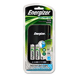Energizer 15 Minute, NiMH/NiCD Rechargeable Battery Charger for AA or AAA
