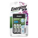 Eveready Recharge 1 Hour Charger, Aa Or Aaa Nimh Batteries, 3 Per Carton