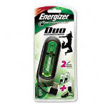 Energizer CHUSBWB2 Duo Charger for AA or AAA Rechargable Batteries