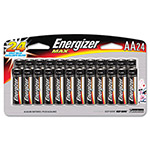 Eveready Alkaline Batteries, AA, 24 Batteries/Pack