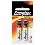 Max® E96BP-2 Alkaline Batteries, AAAA
