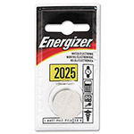 Energizer 2025 Alkaline Watch, Electronic, Specialty Battery