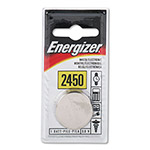 Energizer 2450 Alkaline Watch, Electronic, Specialty Battery