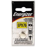 Energizer EPS76 Alkaline Watch, Electronic, Specialty Battery