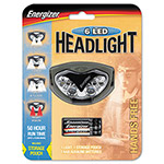 Eveready LED Headlight, 3 AAA Batteries, Green