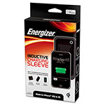 Energizer Charging Sleeve, IPhone 3G/GS Sleeve, Black