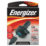 Energizer USB Premium Car Charger, 12V Car Outlet/Micro USB Cable
