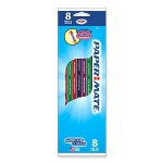 Papermate® American Pencils, No 2 Lead, Assorted
