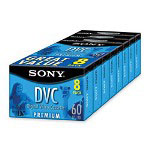 Sony Mini Digital Video, Premium Chipless, 60-90min
