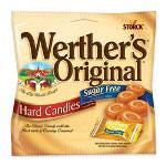 Marjack Werther's Original Hard Candy, Sugar-Free, 2.75 Ounce