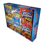 Sugar Foods Poppers Variety Pack, 1.5 Ounce