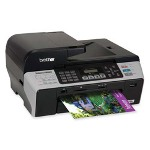 Brother MFC 5490CN multifunction ( fax / copier / printer / scanner ) ( color )